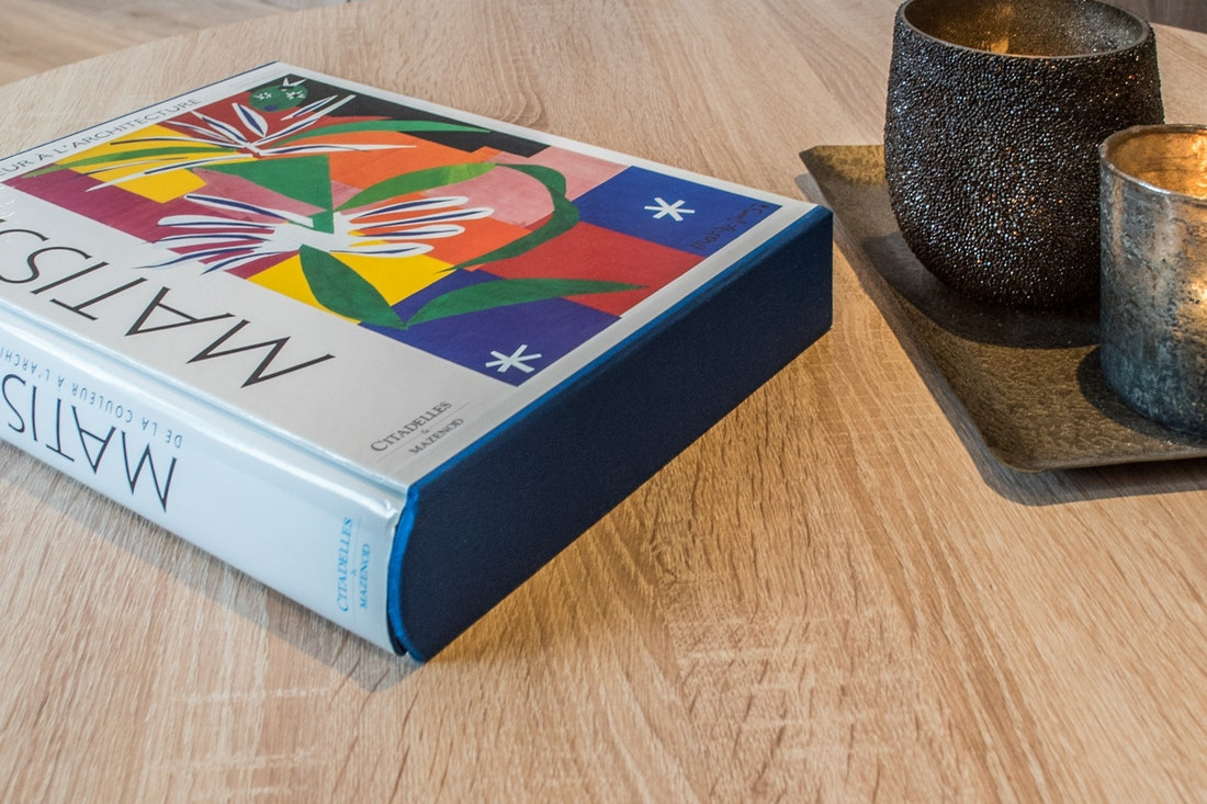 Henri Matisse art book